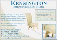 breast feeding chair to help the mothers sitting position