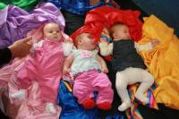 Silk Heaven at Baby Sensory - early learning for babies