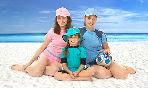 Sun Togs sun protective clothing , uv swimwear, sun hats, waterproof clothing and skiwear.