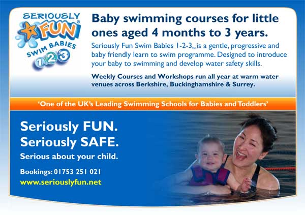 swimming lessons in buckinghamshire