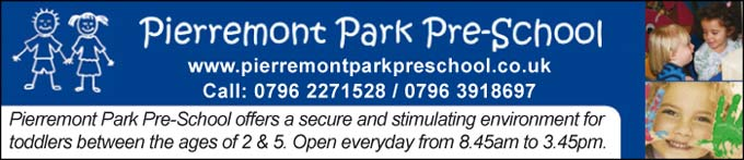 Pierremont Park Pre-School in Broadstairs & Margate
